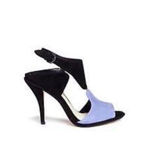 Anthropologie AERIN Women's Opal Open Toe Shoes